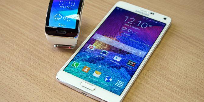 Samsung galaxy note iv